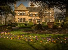 Fischers Baslow Hall, Baslow