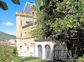 Chateau Terre Blanche, Chalabre