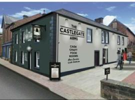 The castlegate arms