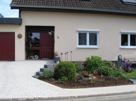Haus Honnef am Wald, Thiergarten (Dhronecken yakınında)