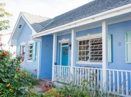 Caribbean Blue, Nassau (Nassau Estate yakınında)