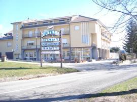 Hotel Grandinetti, Parenti (Cutura yakınında)