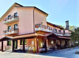 Hotel Ristorante La Madia, Fossato di Vico