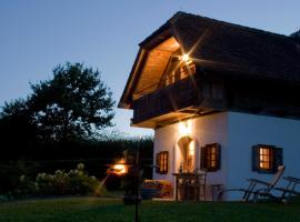 Ferienhaus Friedrich - Honigmond im Troadkast´n, Hartberg (Sankt Johann in der Haide yakınında)