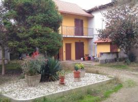 Via San Taddeo, Lonate Pozzolo (Tornavento yakınında)