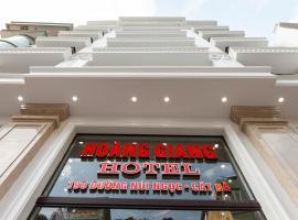 Hoàng Giang Catba Hotel, Кат-Ба