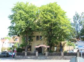 Gasthof Gruner Baum, Bayreuth (Bindlach yakınında)
