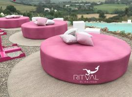 Hotel Ritual El Palmar-Adults Only