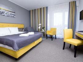 Hotel Jastarnia, Ястарня