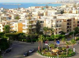 Maamoura Beach apartment (El Nargess), İskenderiye ('Izbat al 'Arab yakınında)