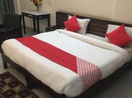 Hotel D Meridien, Гургаон (рядом с городом Bahora)