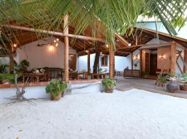 Eden BAANI Lodge Maldives, Felidhoo (Near Meemu Atoll)