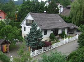 Petras-Ferienwohnung, Stühlingen (Lausheim yakınında)