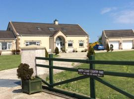 North Coast Country Bed & Breakfast, Ballintoy