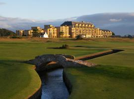 Old Course Hotel St Andrews, Сент-Эндрюс