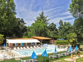 Camping les Sables, Турнон-сюр-Рон (рядом с городом Vion)
