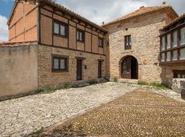 Casas De Valoria, Valoria de Aguilar (Prádanos de Ojeda yakınında)