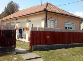 Matula vendégház, Poroszló (рядом с городом Borsodivánka)