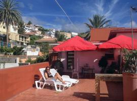 Suite con vistas a la ciudad, Santa Cruz de Tenerife (La Cuesta yakınında)