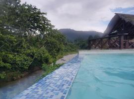 Villa Rayza Zayra, Jarabacoa (Sabaneta yakınında)