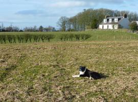 Topmuir Farm, Carrutherstown (tuvumā vietai Dalton)