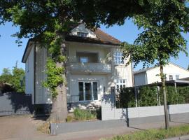 Das Ringapartment, Minden (Griepshop yakınında)