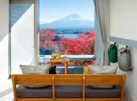 HOSHINOYA Fuji, Fujikawaguchiko