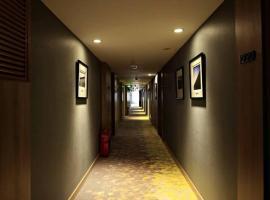 Elan Hotel Bozhou Lixin Qicai Shijie, Chundian