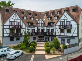 Hôtel Restaurant Les Alizés, Lipsheim