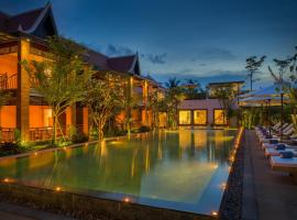 The Khmer House - Secret Oasis