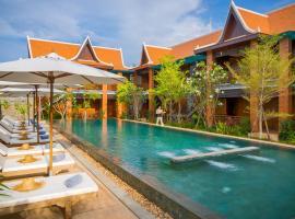 The Khmer House - Secret Oasis