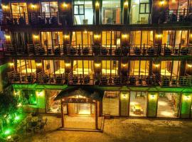 Banshan Meiju Guesthouse, Zixing (Sheqian yakınında)