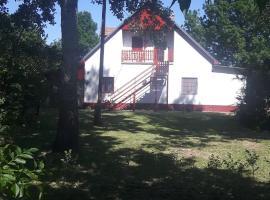 Tiszai Vándor Apartmanház, Kisköre