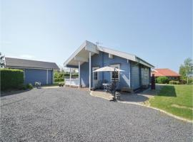 Three-Bedroom Holiday Home in Stroby