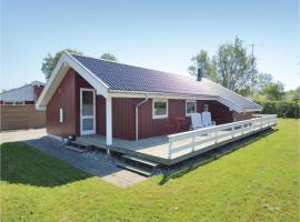Two-Bedroom Holiday Home in Sjolund, Sjølund (Hejls yakınında)