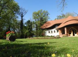 NEFAG Zrt Pusztavacsi Vendégház, Pusztavacs (рядом с городом Татарсендьёрдь)