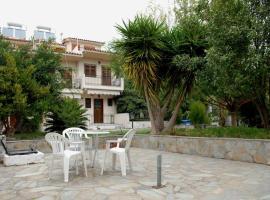 Stathopoulos Apartments, Самбатики (рядом с городом Pragmatevtís)
