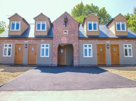 The Barn Courtyard, Shepshed (рядом с городом Thringstone)