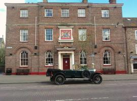 The Londesborough Arms, Market Weighton (рядом с городом Shiptonthorpe)
