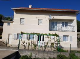 Appartment Brkljača, Ledenice (рядом с городом Donji Zagon)