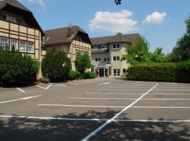 Hotel Restaurant Bullerdieck, Garbsen (Neustadt am Rübenberge yakınında)