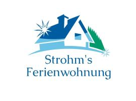 Strohm´s Ferienwohnung, Obersülzen (Kindenheim yakınında)
