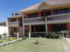Casa de Familia, Cochabamba (Quillacollo yakınında)