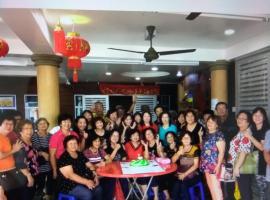 Lucky5homestay, Кукуп (рядом с городом Tanjung Balai Karimun)