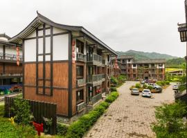 Yi Xing Ge Guest House, Emeishan (Baoguosi yakınında)