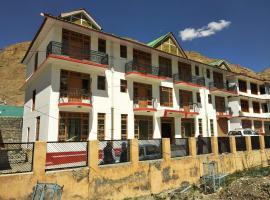Ri-dzong Residency Hotel and Restraunt Kaza