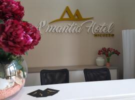 A'MANTIA HOTEL