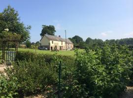 Le Bon Sommeil, Saint-Vigor-des-Monts (рядом с городом Courson)