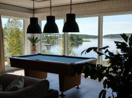 Villa Seaview Guesthouse & Spa, Matildedal (рядом с городом Сало)
