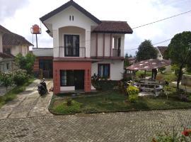Villa bukit cipendawa, Pacet